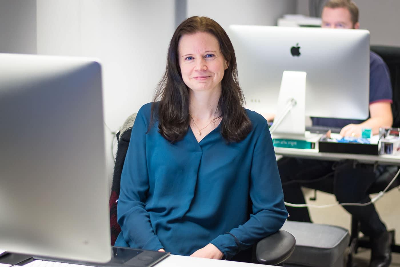 Maria Karlsson, SEO-specialist