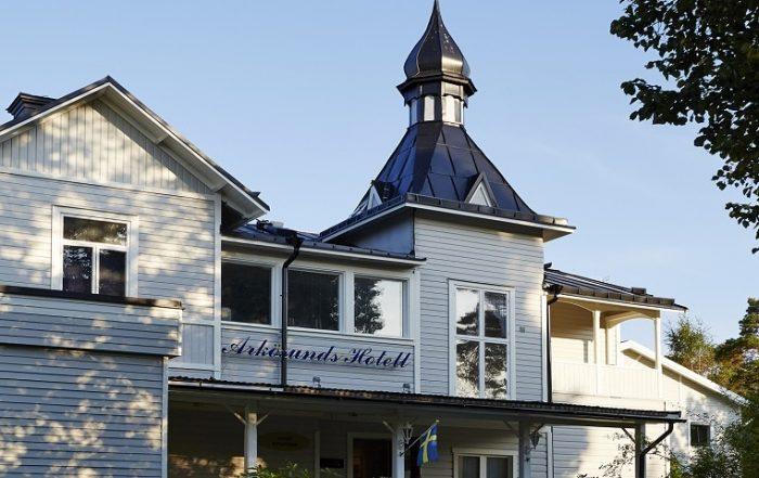 Arkösunds Hotell väljer Bishop Media webbyrå!
