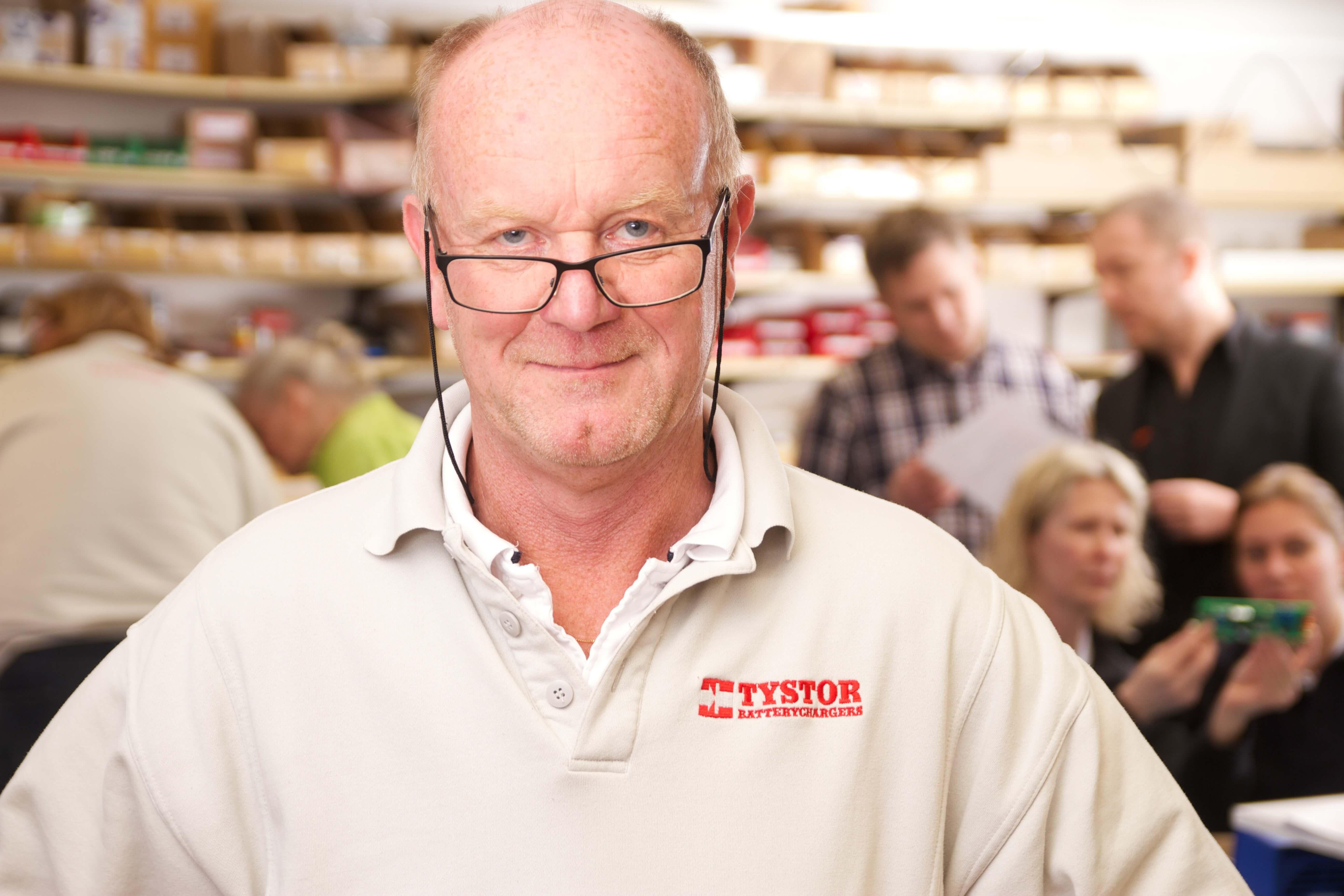 Tomas Fahlman - Tystor