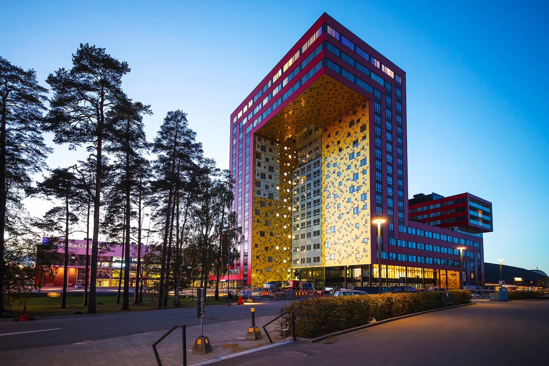 Bishop Media webbyrå öppnar kontor i ICON-huset i Växjö