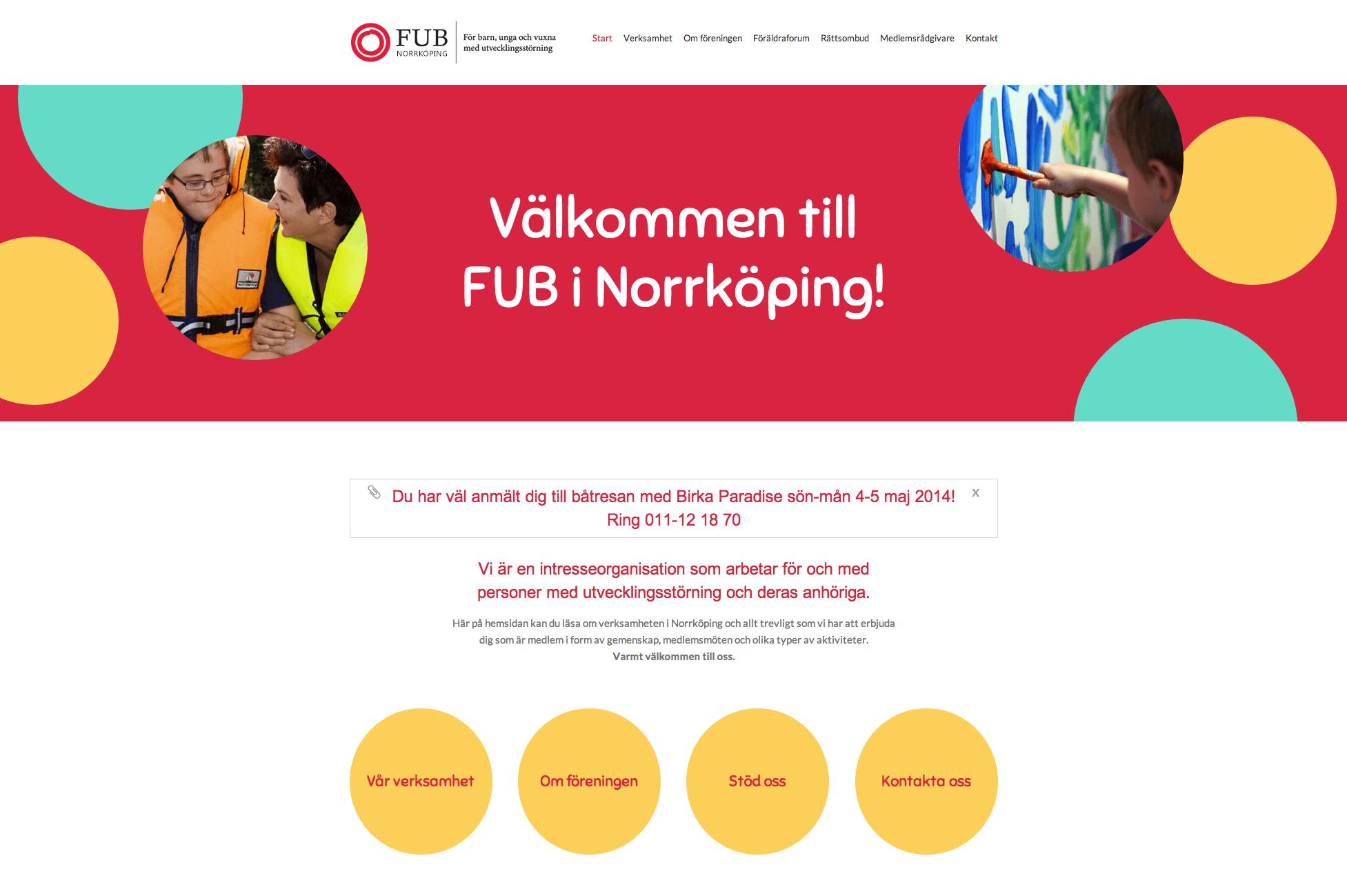 FUB i Norrköping