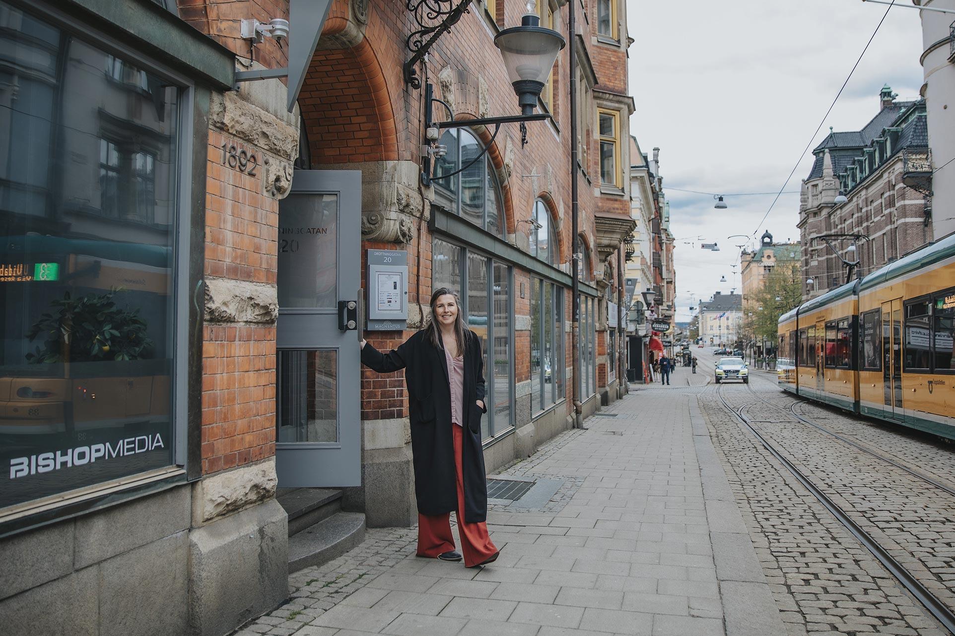 Vi är en webbyrå i Växjö som har kontor i Icon-huset