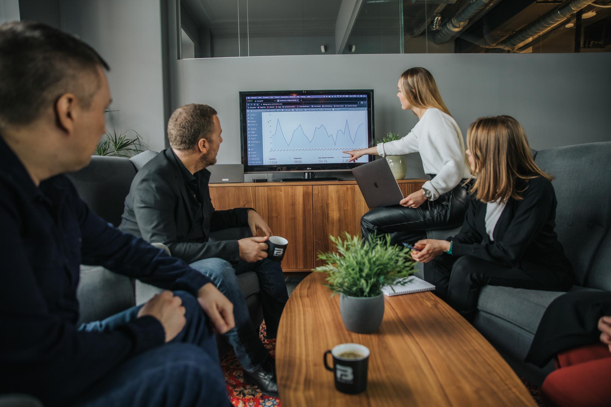 Webbyrå i Norrköping som erbjuder digital marknadsföring: SEO, annonsering, sociala medier