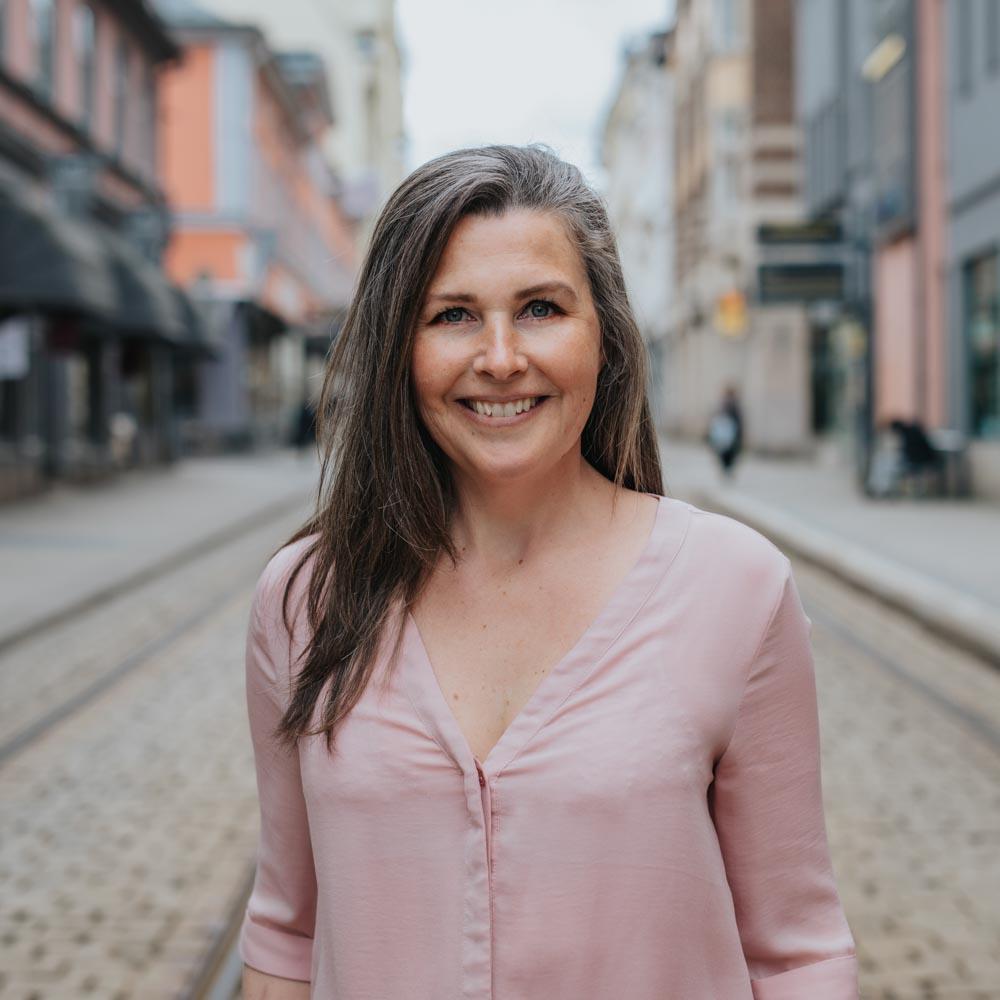 Ida Lilja, webbdesigner på Bishop Media Webbyrå