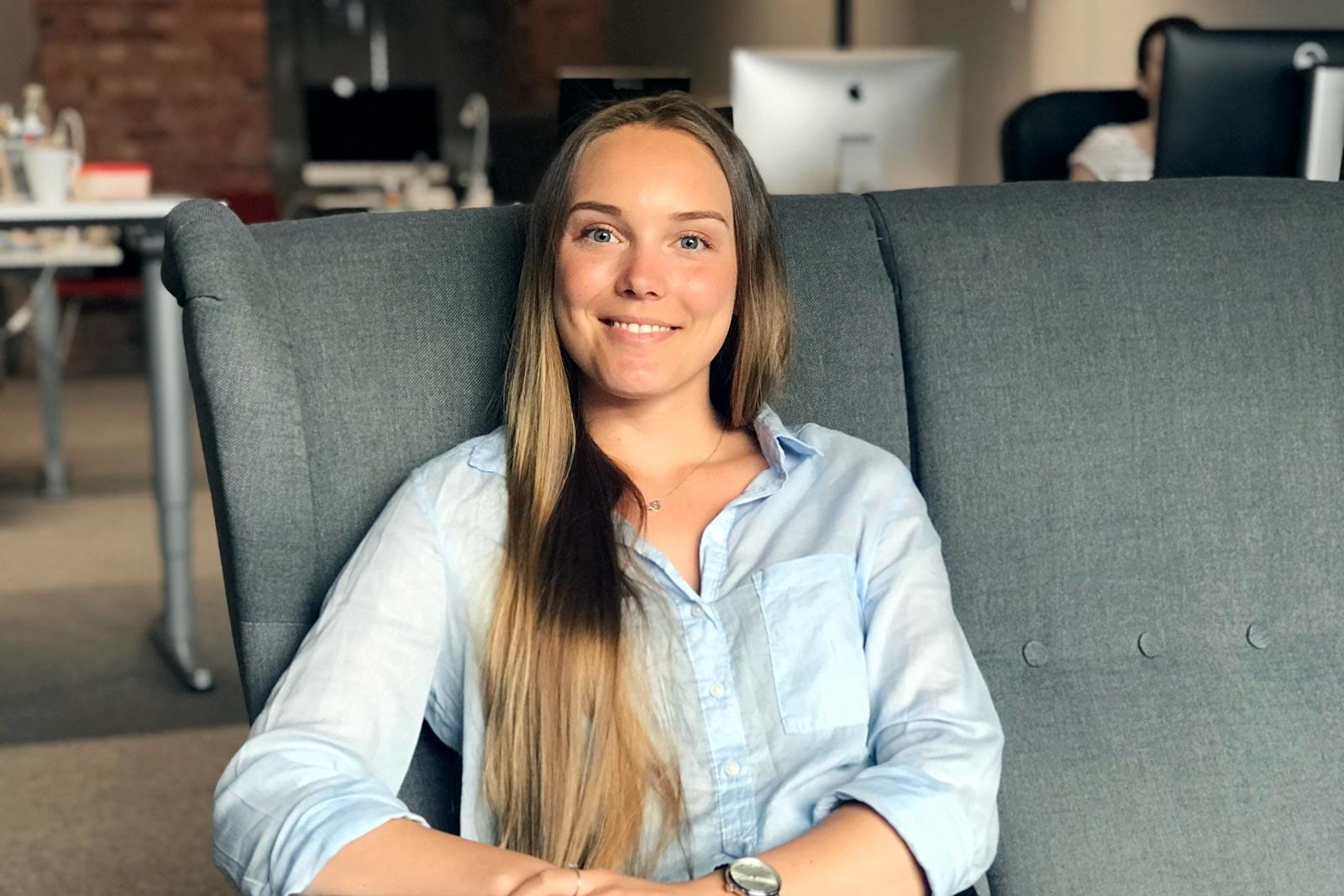 Elin Mörsare webdesigner Norrköping