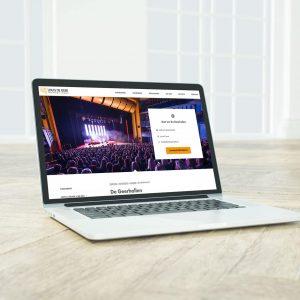 Uppdrag: Ny hemsida till Louis de Geer