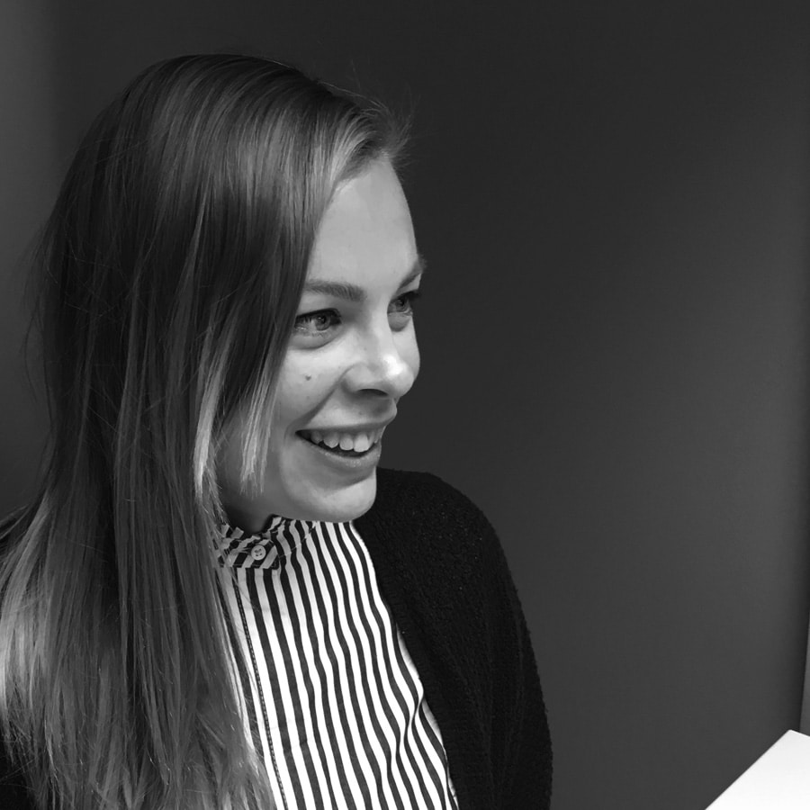 Malin Stenström – Art Director på Bishop Media