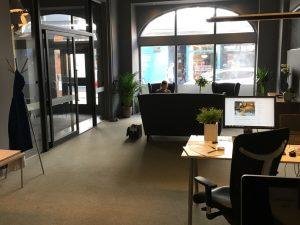 Webbyrå Norrköping Bishop Media flyttar till nya lokaler