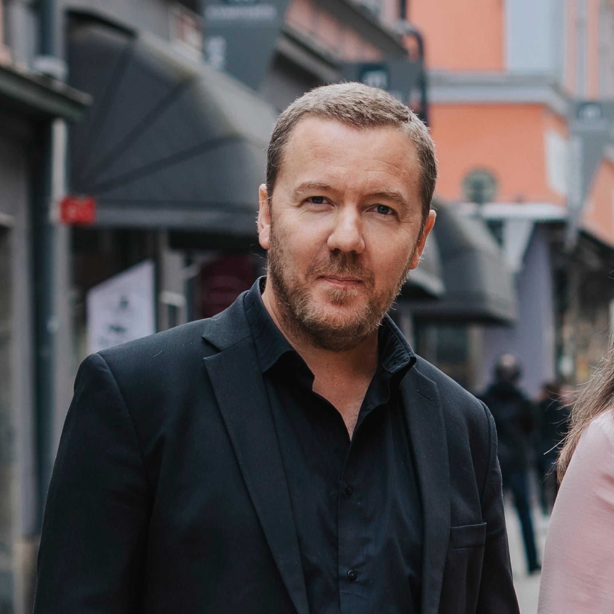 Wiktor Söderström, Affärsutvecklare på Bishop Media Webbyrå